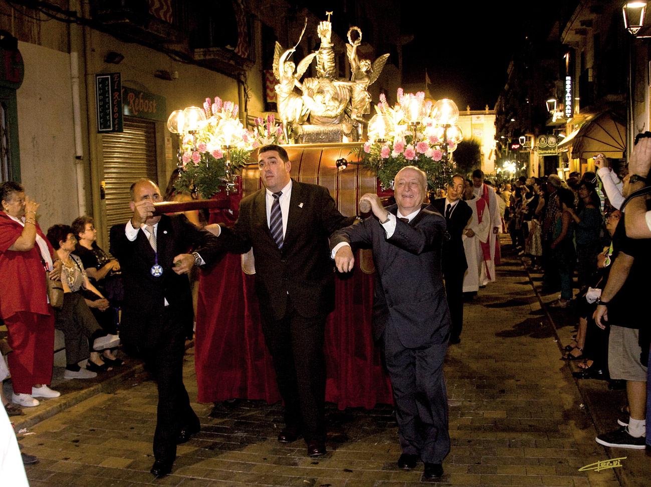 Santa Tecla 2011 (Tarragona) - Xeremiers de Sller 70